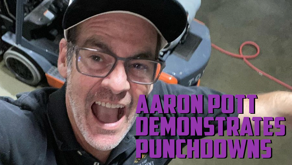 """Aaron Pott's POV of Punch Downs (or, """"The winemaker workout"""")"""