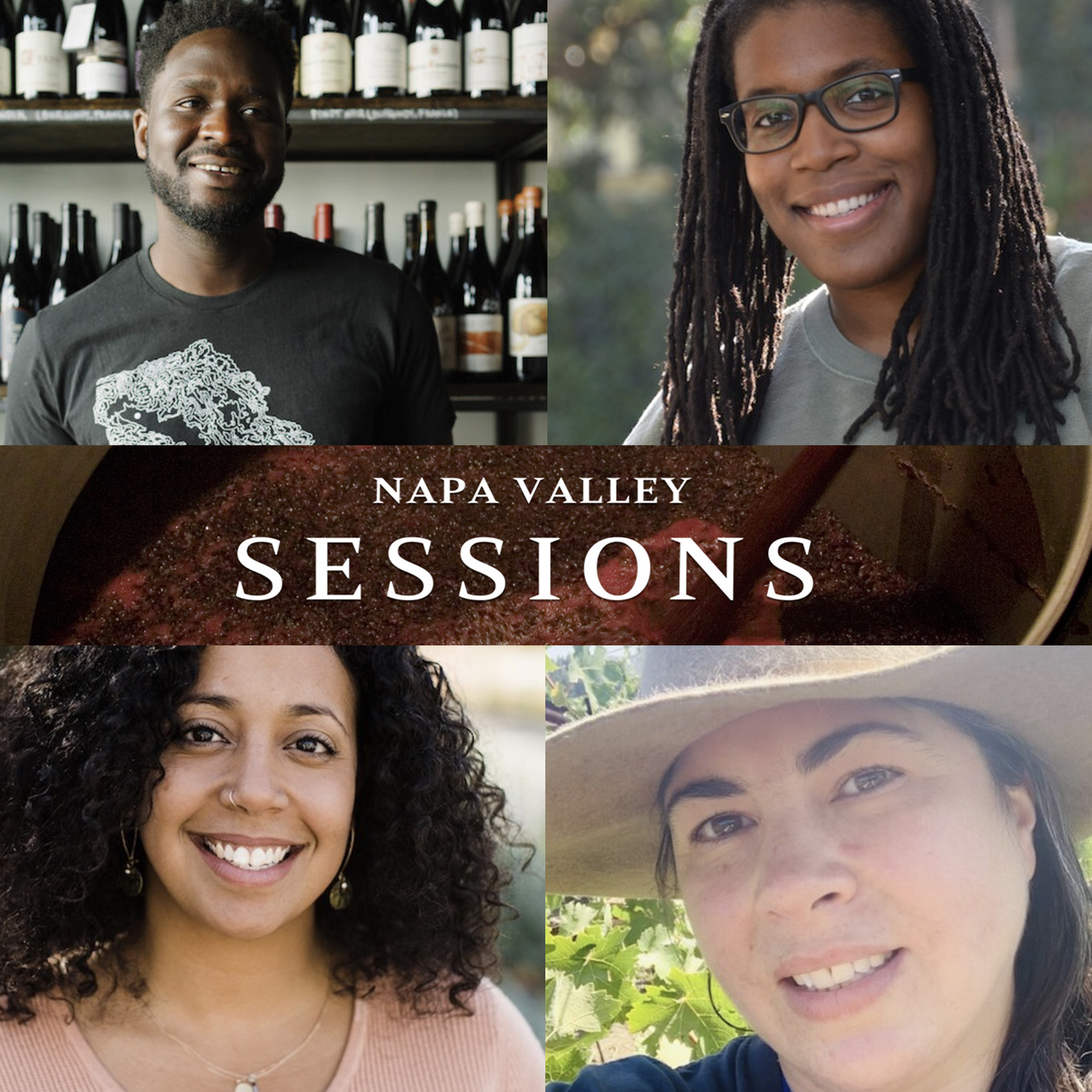 Shoveling the Tank: A Talk with Napa Valley Harvest Interns