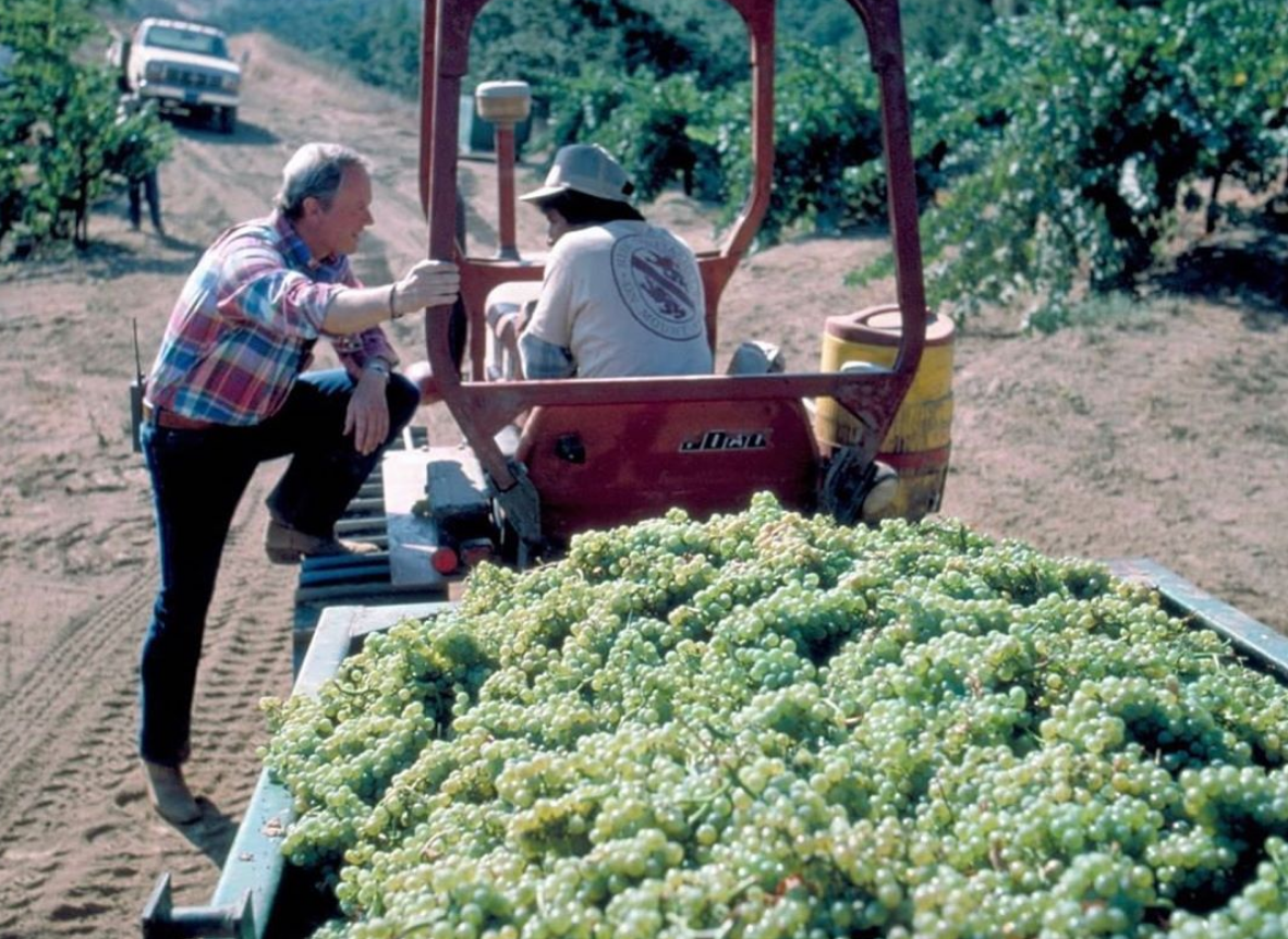 Throwback Thursday from The Hess Collection Winery!