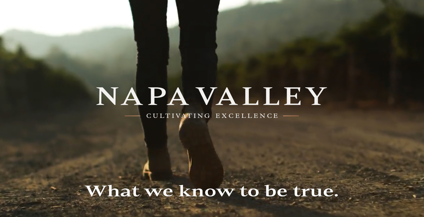 What does Napa Valley know about making the best wines in the world?
